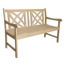 Hinkle Chair Company Hinkle Chair Company 2 Person Maple Wood Outdoor Patio Bench 205bm