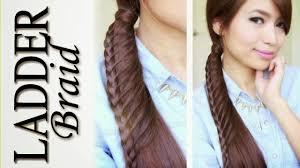 tutorial mengikat rambut kepang 27 cara menata rambut panjang yang gang dan susah ayeey com