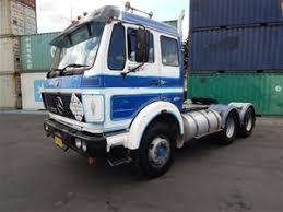 mercedes prime mover prime mover 7 1984 mercedes 22 82e 2233 v series 330 hp