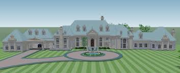 dining room 12 car garage 250m mega mansion comes with a dream