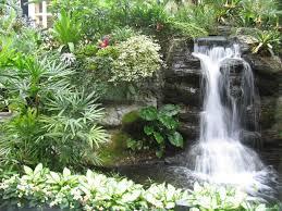 Waterfall Landscaping Ideas Best Waterfall Design Ideas Contemporary House Design Ideas