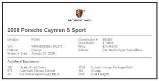 2008 porsche cayman s sport for sale 2008 cayman s sport limited edition 603 700 pasm sport shifter