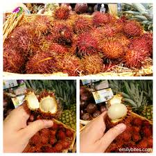 fruit similar to lychee broadening my horizons tropical fruits emily bites