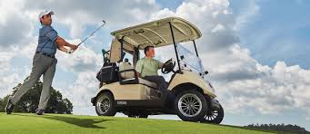 may the best car win yamaha golf car
