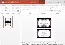 powerpoint invitation template free graduation u2013 orderecigsjuice info