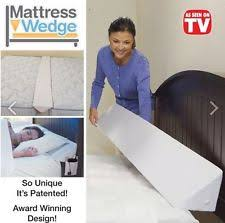 wedge bed pillows bed wedge pillow ebay