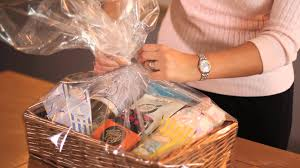 create your own gift basket how to make your own gift