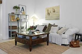 Breezy Interior Design With Vintage Furniture And White Decorating - Vintage style interior design ideas