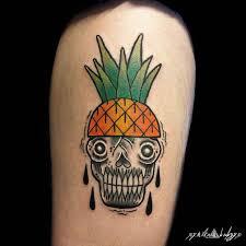 pineapple skull best ideas gallery