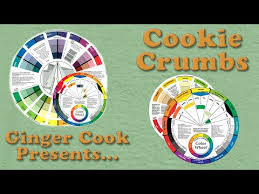 how to use a color wheel a cookie crumb lesson with ginger cook