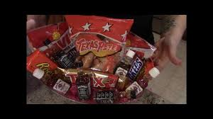 birthday baskets for him goodie basket for your for s day