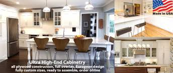 kitchen cabinets order online custom rta cabinets made in usa