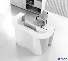 Modern Reception Desks by Modern Reception Desk Furniture Design Office Salon