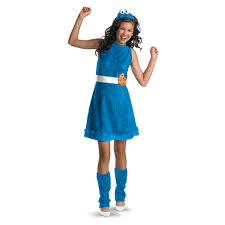 costumes for cookie child tween costume from costumeexpress