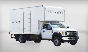 truck ford quixote studios camera truck ford f550