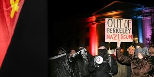 Black And Red Flag Country Inside The Black Bloc Protest Strategy That Shut Down Berkeley