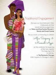 Wedding Invitation Cards In Nigeria 10 African Wedding Invitations Designed Perfectly Ghana Wedding