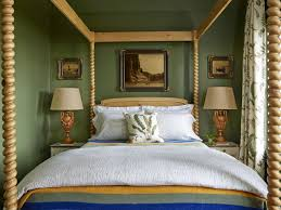 Guest Bedroom Bed - decorating with green 43 ideas for green rooms and home decor