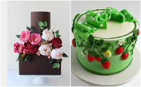 20 super exceptional and elegant cakes
