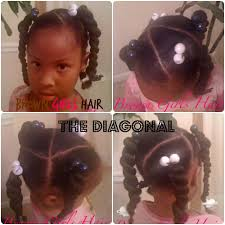 cute natural hair styles for girls youtube