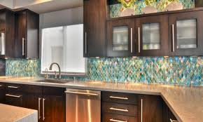 granite countertops with dark cabinets concrete grill island