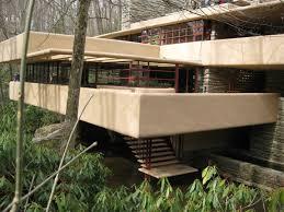 fallingwater guest house floor plan