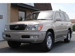 lexus lx470 year 2000 2000 lexus lx 470