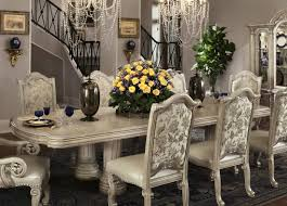 Elegant Dining Room Tables by Furniture Wonderful Dining Table Set In White With Rectangular