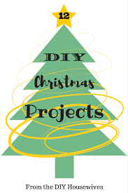 12 diy christmas projects domestically speaking