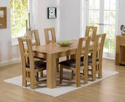 Oak Dining Table Chairs Solid Oak Dining Table Dining Table Design Oak Solid Wood By