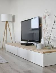 ikea besta media storage miksei moderni puutalo kitchen benches bench and white wood