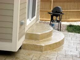 Concrete Patio Ideas Backyard by Home Decor Peter Blog Landscaping Ideas Backyard Adventures Denver