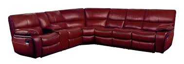 Recliner With Cup Holder Homelegance Pecos 4 Piece Reclining Sectional Sofa With Cup Holder