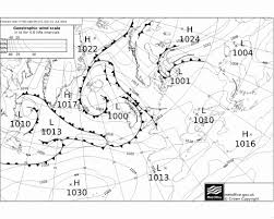 How To Read A Map How To Read A Weather Chart