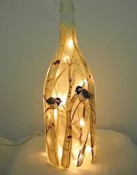 Lamps Made From Bottles How To Make Decorative Wine Bottle Lights Without Drilling 19