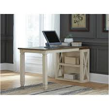 ashley furniture corner table ashley furniture cross island mission large leg desk and low hutch