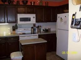 refinishing kitchen cabinets thriftyfun