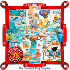 octonauts party supplies the octonauts party supplies kids party store