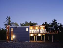 simple design modular homes in ohio modern architecture
