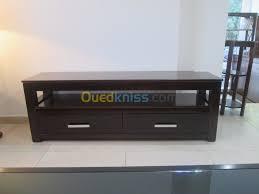 ouedkniss mobilier de bureau meuble tv plasma en hêtre rf sf alger dely brahim algérie vente