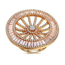 beautiful rings design images Raf rossi gold plated beautiful vintage luxury women rings aaa jpg