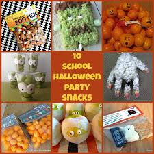 10 halloween party snacks u2013 edible crafts