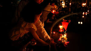 Festival Of Lights Thailand Photos After A Year Of Mourning Lantern Festivals Bring Joy To