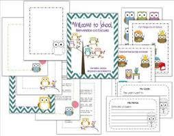 the 25 best welcome letters ideas on pinterest kindergarten