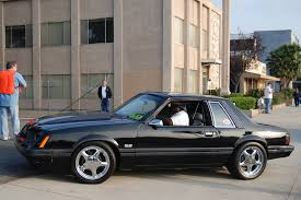 mustang pony wheels ford mustang 5 0 gt foxbody t top coupe with chrome pony w flickr