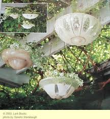 Repurposing Old Chandeliers Vintage Light Fixtures Turned Into Planters I Adore These Found