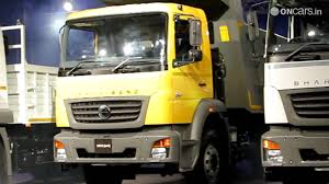volvo trucks india price list bharat benz launches the 2523 and 3123 range of trucks youtube