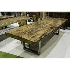 Custom Built Dining Room Tables by Custom Log Dining Room Tables Diner With Upholstered Seat