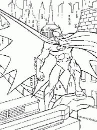 logo batman symbol coloring print free download