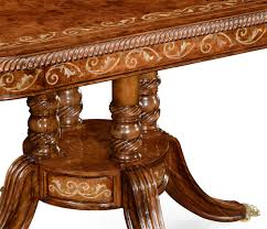 victorian style dining table furniture furnishings 599324
